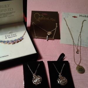 Jewelry - Lot of 5 Assorted Brand Necklaces